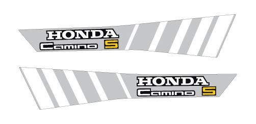 "Honda PA50 Set ""S"" Transparent"