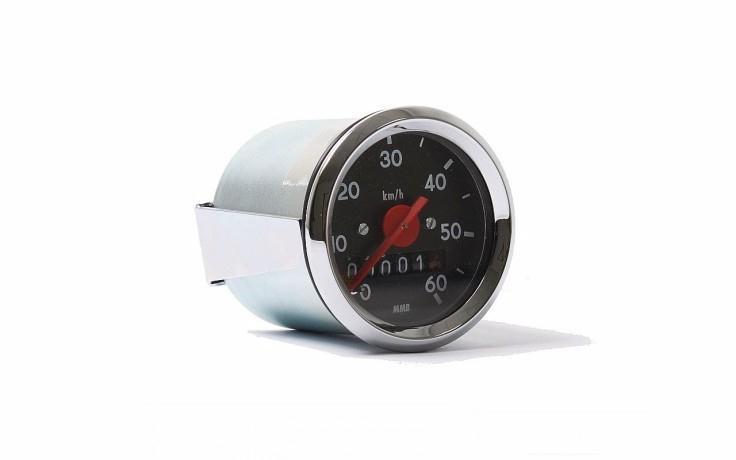 7. Speedometer 60 KM/U