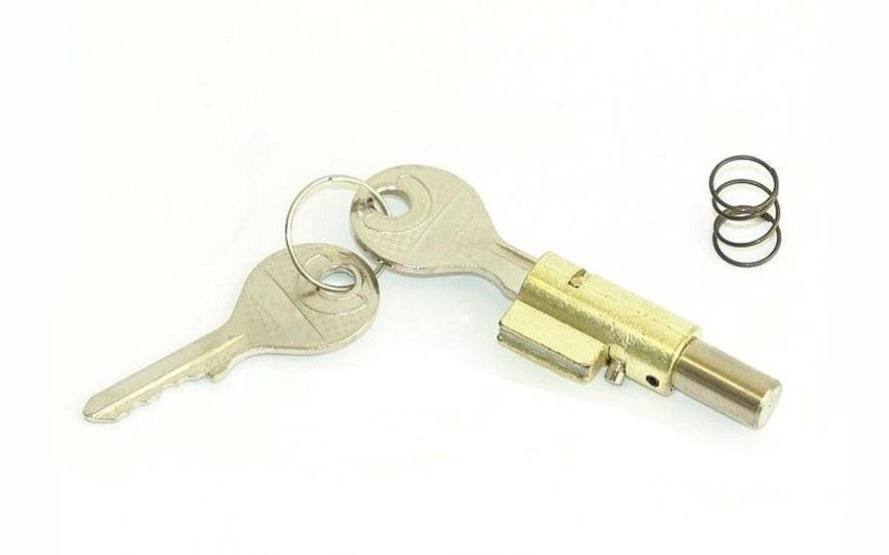 4. Steering Lock Round Pen