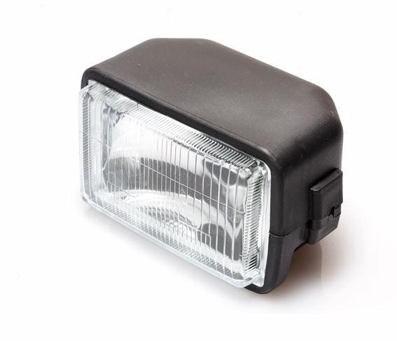 1] Headlight Square