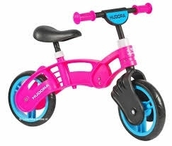Hudora Koolbike Girl Roze |  Art. Nr. 10811