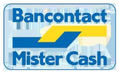 Betalen via Mister Cash voor Belgische klanten