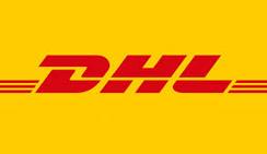 Verzending via DHL