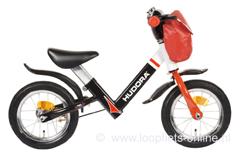 Ga naar de loopfietsen van Hudora