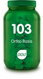 AOV 103 Ortho Basis 90 Tabletten