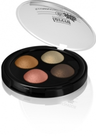 Lavera Eyeshadow illuminating quatro indian dream 2g.