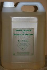 Vloeibare marseille zeep 5000ml ongeparfumeerd