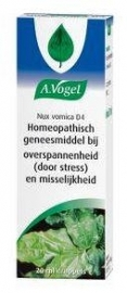 Dr Vogel nux vomica d4 20ml