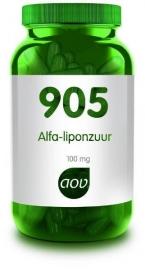 AOV 905 Alfa-Liponzuur 60 cap.