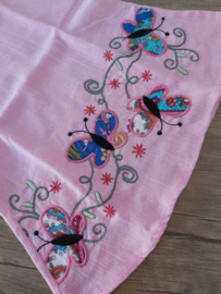 Schmetterlingskleid 100% Baumwolle