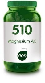 510 AOV Magnesium AC Glycinaat 60 Cap.