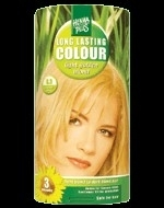 Henna long lasting colour licht goud blond 100ml
