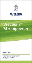 Weleda Wecesin strooipoeder 20 gram.