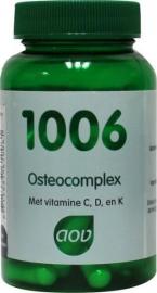 AOV 1006 Osteocomplex 60 V Capsules