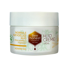 Bee Honest Huidcreme honing 100ml.