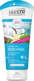 Lavera Bodywash coconut & vanilla 200ml.