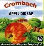 Crombach appel diksap 500ml