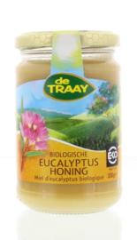 Traay eucalyptus honing creme bio 350g