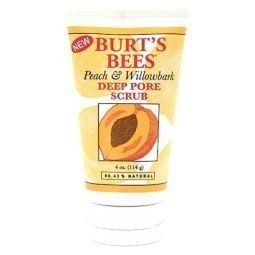 Peach and Willowbark Deep Pore Scrub 110g