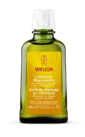 Weleda Calendula massageolie 100 ml