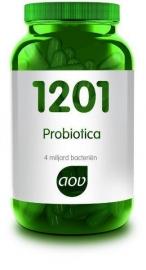 Aov 1201 Probiotica 4 miljard (v/h 1110) 60 cap.