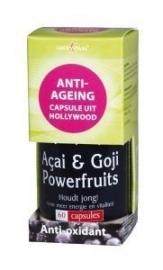 Acai en Goji powerfruits 60c