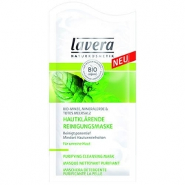 Lavera Mask cleansing mint 10ml.