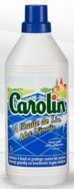 Carolin natuurzeep blauw voor binnen met lijnolie 1 Liter