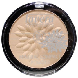 Lavera Compact powder ivory nummer 1. 7g.