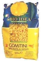 La bio idea macaroni wit elleboogjes 500g
