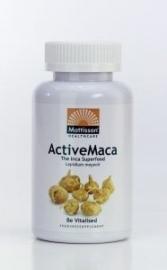 Active maca 750mg 90 vegacaps