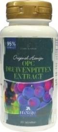 OPC druivenpitten extract 400mg 90caps.
