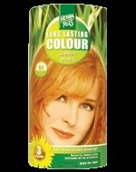 Henna long lasting colour koper blond 100ml