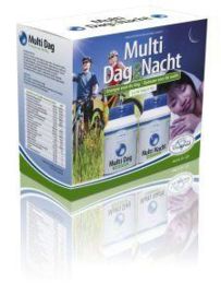 Vitakruid Multi dag & nacht 2 x 90 tabletten 180 tabletten