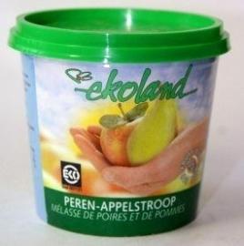 Ekoland peren-appelstroop 350g
