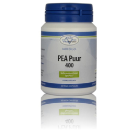 Vitakruid Pea Puur 400 60 vcaps.