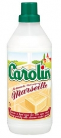 Carolin Natuurzeep met Marseille zeep 1 Liter