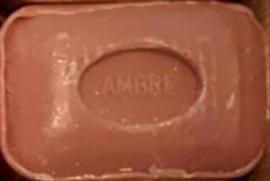 Le Serail Marseille soap Amber 3 x 100g