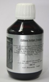 Ojibwa indian Essiac tinctuur 200ml
