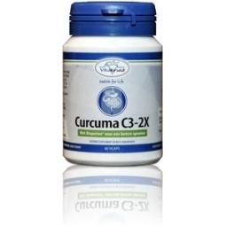 Vitakruid Cucuma C3 2X 60vcaps.