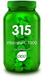 315 Vitamine C 1000 mg & bioflavonoiden 60 tab.