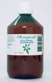Cruydhof colloidaal zilverwater 500ml