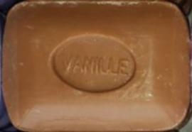 Le Serail Marseille soap Vanilla 3x100g