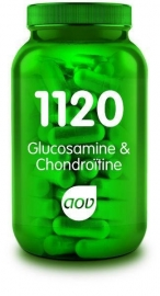 AOV 1120 Glucosamine/ Chondroitine 60 Cap.