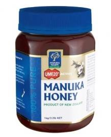 Manuka Honing MGO400 / 20 UMF 500g
