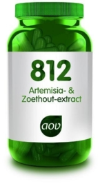 AOV 812 Artemisia zoethout extract 60 Cap