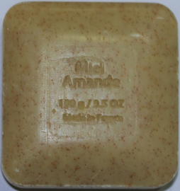 Vegan Shea butter - Honing Amandel zeep 100g