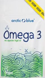 Algen Omega 3 vegan 45 caps.