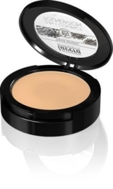 Lavera Compact foundation 2 in 1 honey 03.  10g