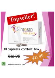 Slimosan 30 capsules comfort box